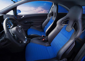Opel corsa d opc auto redaktionauto redaktion for Opel kadett e interieur