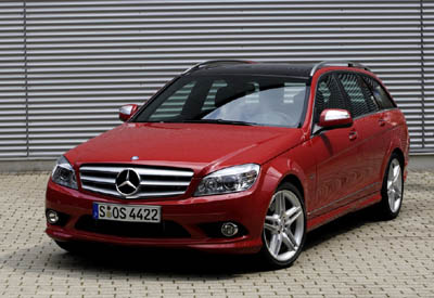 mercedes c200 cgi t modell s204 auto redaktionauto. Black Bedroom Furniture Sets. Home Design Ideas