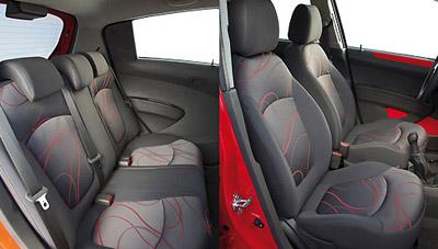 chevrolet spark 1 2 lt auto redaktionauto redaktion. Black Bedroom Furniture Sets. Home Design Ideas